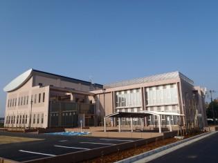 越谷市出羽地区センター・公民館建設工事(空気調和設備)